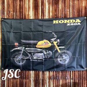 Honda Z50A Oversized Banner Flag Zephyr Z50J Mach Monkey Gorilla JSC88