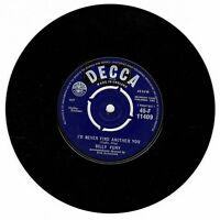 "BILLY FURY I'll Never Find Another You 45rpm 7"" Vinyl Single Decca F11409 DA"