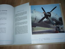 CATALOGUE AVIATION AVION 1950 BRISTOL SLEEVE VALVE AERO ENGINES