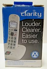 Clarity D714 DECT 6.0 Amplified/Low Vision Cordless Phone with Answering Machine