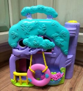 Disney My Baby Places Pooh & Friends Playhouse WINNIE FISHER PRICE PLAYSET RARE