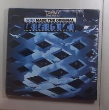 SEALED THE WHO TOMMY PARTIAL OPENED VINYL ALBUM LP V1