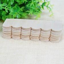 PRO 12pcs Wood Roof Tiles Doll House Miniature Building & 1:12 Scale lilk D U6D1