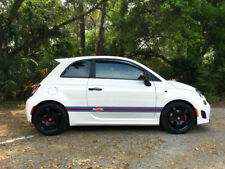 Le Mans Martini Racing style Stripe Fiat 500 Abarth Sticker decal A648mm