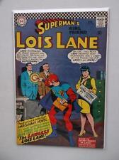 Superman's Girlfriend Lois Lane (1958-1974) #64 VF