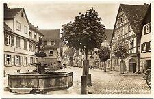 Löwenstein i. Württemberg, Marktplatz, 1938
