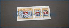 Bicycle Columbus Aelle Tre Tubi Foderi Trafilati Frame & Fork Decals Stickers