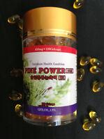 "Wild Crafted Red Korean ""Superior"" Pine Needle Oil (120 Capsules)"