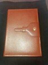 Rare Rolex Organizer Day Date Holder Vintage 100% Original
