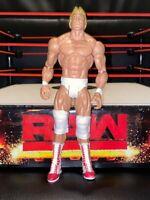 VERY RARE WWE PAUL ORNDORFF MATTEL BASIC SERIES 58 WRESTLING ACTION FIGURE