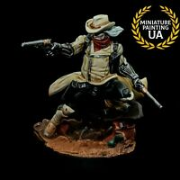 ⭐️Corvus Belli Infinity Mercenary Painted Wild Bill Winner SOLDIERS OF FORTUNE⭐️