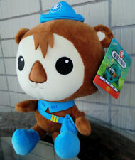 Octonauts Stuffed Animal 10'' Shellington Plush Toy Stuffed Animal Soft Cute