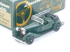 New 1:43 Lansdowne Models LDM27 1937 Jensen Dual Cowl Phaeton Handbuilt Brooklin