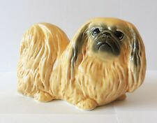 Pekingese Author's Porcelain figurine NEW 2018 + Gift Box. NEW