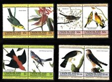 1985 Union Island Gren of St V Birds - The 200th Anniversary of the Birth of Joh