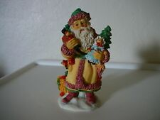 1995 Bronson Old World Santa Scotland's First Footer Figure-Katherine Stevenson
