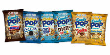 Popcorn - Oreo, Snickers, Butterfingers, Twix, Mini M&M's, Chips Ahoy