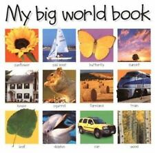 My Big World Book-ExLibrary