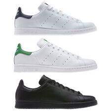 Adidas Originaux Stan Smith Baskets Marine Vert Noir Blanc Rétro Tennis Shoes