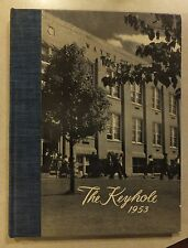 1953 KEYHOLE YEARBOOK BEN DAVIS HIGH SCHOOL INDIANAPOLIS INDIANA PHOTOS HISTORY