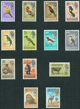 BECHUANALAND - 1961 Set to 2R 'CAMEL COWBOY' MLH SG168-181 [9877]