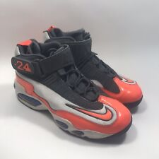 27dda4a466 Men Nike Air Griffey Max 1 Sneakers White / Crimson-Blue 354912-103 Size