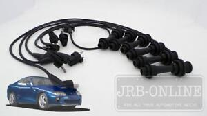 Suits TOYOTA JZA80 Supra 2JZ-GE Non Turbo 3.0 IGNITION LEADS LEAD KIT