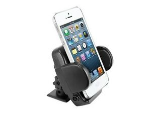Cellet Universal Car Vent or Dash Mount Phone Holder with Adjustable Grip