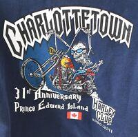 "HARLEY DAVIDSON sweatshirt HOODIE harley club 48"" CHEST pei canada"