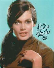 Martine Beswick James Bond girl hand signed photo with COA UACC AFTAL reg Dealer