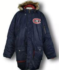 Mitchell & Ness Montreal Canadiens Hockey Jacket Size 44 L