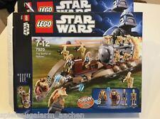 LEGO Leerkarton 7929 Star Wars The Battle of Naboo Empty Box Boîte vide caja vac
