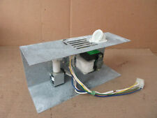 Kenmore Whirlpool Refrigerator Ice Motor on Bracket Part # W10181208 2254587