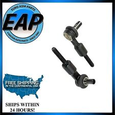 For VW Passat Audi A4 A6 A8 S4 S6 Front Outer Set Of 2 Steering Tie Rod End NEW
