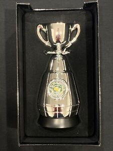 EDMONTON ESKIMOS CFL COLLECTORS EDITION GREY CUP CHAMPIONS 2015 MINI REPLICA