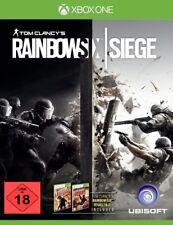 Xbox One juego Tom Clancy's Rainbow Six victorias incl. raibow Six Vegas 1+2 nuevo