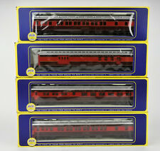 RIVAROSSI HO SCALE 1920 CH & A PULLMAN, DINER, BAGGAGE CAR SET