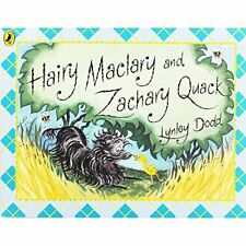Hairy Maclary And Zachary Quak Book The Cheap Fast Free Post