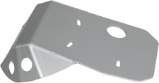 Moose Aluminum Clear Anodized Skid Plate 431