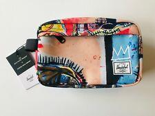 Herschel Supply Co. Chapter Travel Kit Jean-Michel Basquiat Skull Toiletry Bag