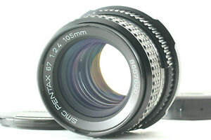 【UNUSED】SMC Pentax 67 105mm f/2.4 Late Model Lens For 6x7 67 67II From JAPAN