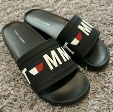 Tommy Hilfiger Dayan Women's Slide Sandals Black color Size 11 New