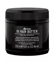 Davines OI Hair Butter 250ml Burro Per Capelli di Bellezza Assoluta