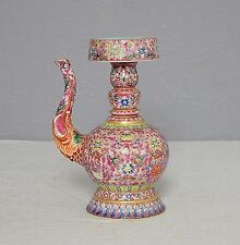 Chinese  Famille  Rose  Porcelain  Teapot  With  Mark     M1750