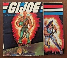 GI Joe 1983 Product Guide - Great Shape - ARAH!