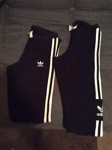 Adidas Leggings Size 8