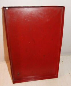American Flyer Extremely RARE RED Coal Tray Very hard To Find