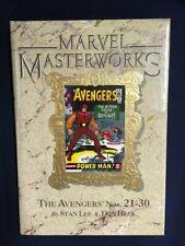 Marvel Masterworks Avengers Vol 27 21-30 DM Hardcover New Sealed 1st Print