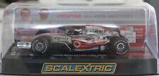 Scalextric C2806 Analog Vodafone McLaren Mercedes Formula 1 Fernando Alonso NEW