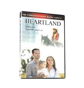 Heartland: The Complete Season 14 14TH (3-DISC DVD) BRAND NEW SEALED FREE SHIP